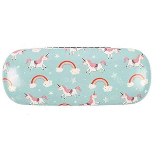 Hard glasses case Unicorns