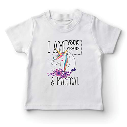 birthday unicorn t shirt gift