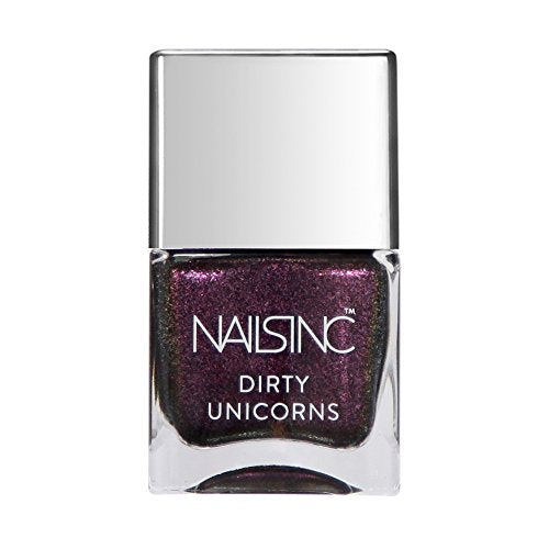 Dirty Unicorn Nail Polish | Rainbow Hooves | Nails Inc