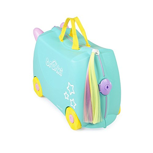 Trunki Ride-On Suitcase The Unicorn