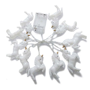 Battery LED Unicorn Fairy Lights