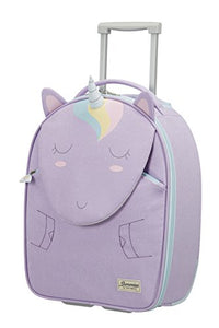 samsonite unicorn suitcase