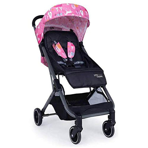 Cosatto UWU Mix Pushchair | Candy Unicorn Land | Compact City Stroller