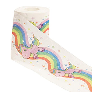 Novelty unicorn gift- Unicorn Toilet Paper