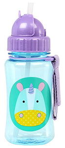 unicorn bottle velcro strap for toddler
