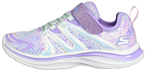 Unicorn Skechers Lilac Mauve Trainers