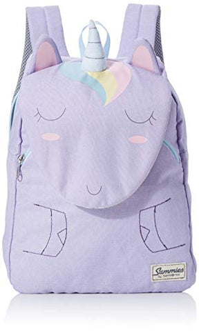 Samsonite Unicorn Backpack lilac