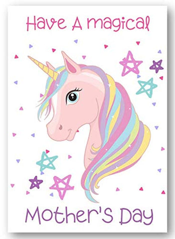 Magical Unicorn Mother's Day Card For Mummy | Second Ave