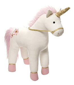 GUND Core Collection Lilyrose Unicorn Large Soft Toy