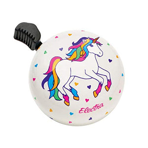 Electra Unicorn Bicycle Ringer Bell