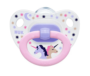 Cute Pink Unicorn Dummy For Baby