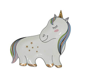 Unicorn Trinket Dish | Ring & Necklace Jewellery Plate | Gift Idea