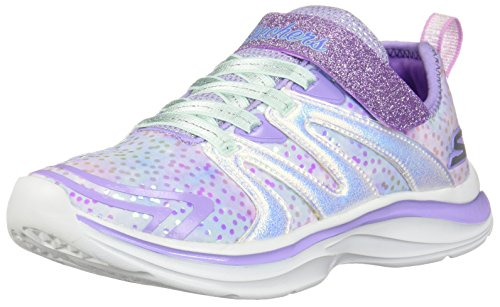 Skechers Dreams Unicorn Trainers Lilac