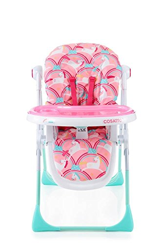 baby high chair for girls unicorn