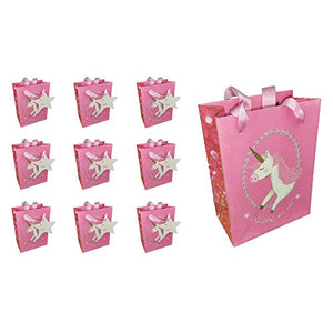 Unicorn Party Bags- Unicorns Are Real Pack Of 10