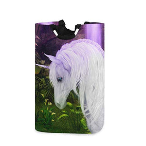 Unicorn Laundry Bag with Handles