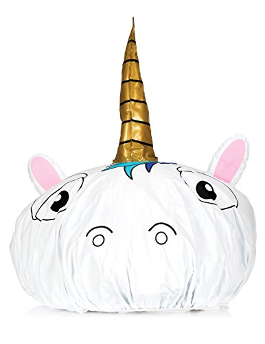Unicorn gift idea shower cap