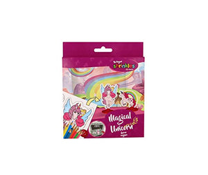 Shrinkles Magical Unicorn Shrink Plastics Crafts Set