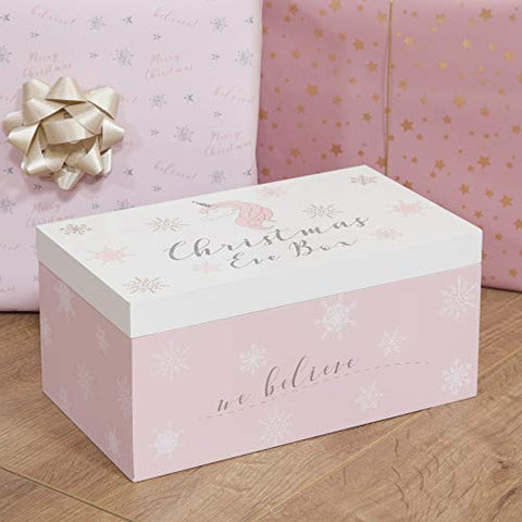 The Gift Experience Unicorn Christmas Eve Box