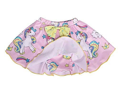 Pretty Pink Unicorn Swimming Costume Girls Various Ages