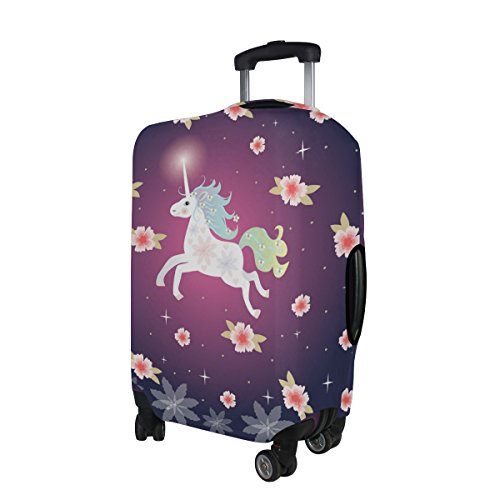 8e550bbf1 Unicorn Suitcase Cover (Protector) Fits 23-32 Inch Suitcase XL – All Things  Unicorn