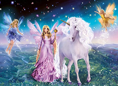 unicorns and fairies puzzle