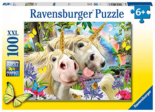 Ravensburger XXL 100pc Unicorn Jigsaw Puzzle