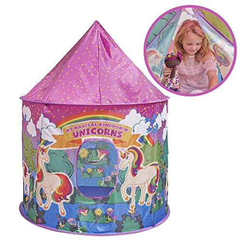 Unicorn Pop Up Tent