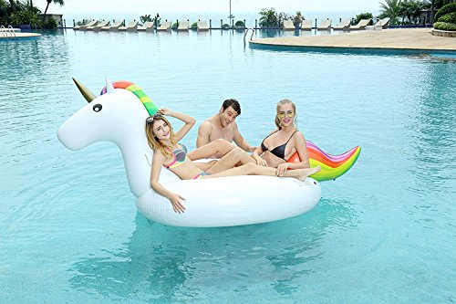 unicorn pool inflatable