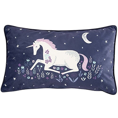Starlight Unicorn Cushion with Inner (SOL053)
