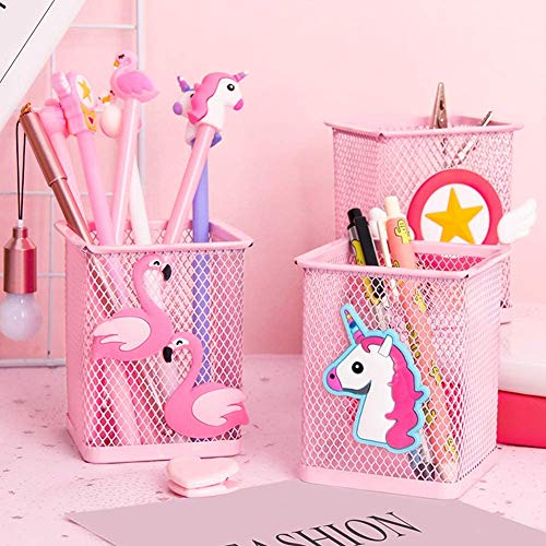 Unicorn Pen Organiser | Metal Pots