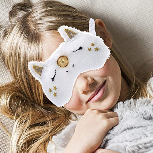 Cute Unicorn Sleep Mask Girls