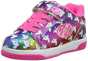 Unicorn Heelys Trainer pink metallic girls
