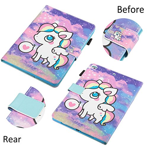 Pastel Unicorn iPad Case