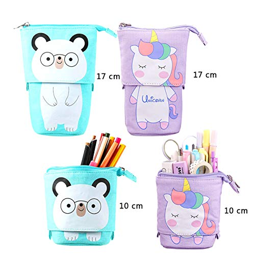 Pen Pot Holder | Unicorn & Bear