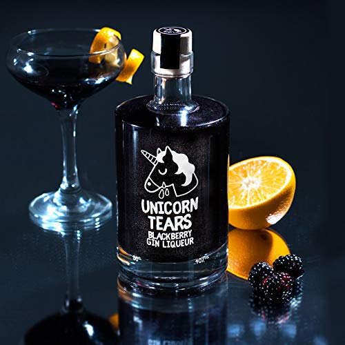 Firebox Unicorn Tears Blackberry Gin Liqueuer