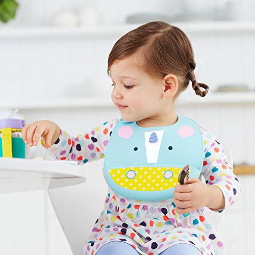 Baby Led Weaning Bib Unicorn