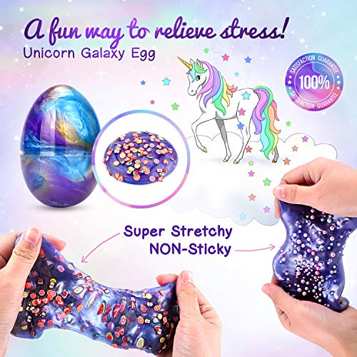Unicorn Slime Kit Gift Set | Everything in One Box | Banov