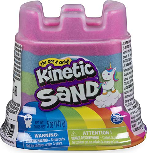 Rainbow Unicorn Kinetic Sand |  Multi-Coloured | Kids Aged 3 & Up