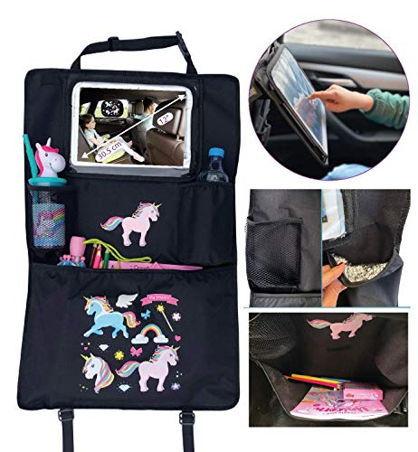 unicorn car seat organiser