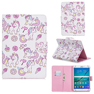 "Unicorn iPad Universal Case For 8"" Tablet"