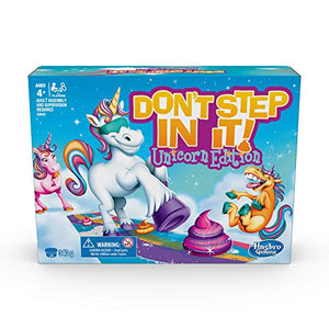 Don't Step In It Kids - Unicorn Edition | Kids Game
