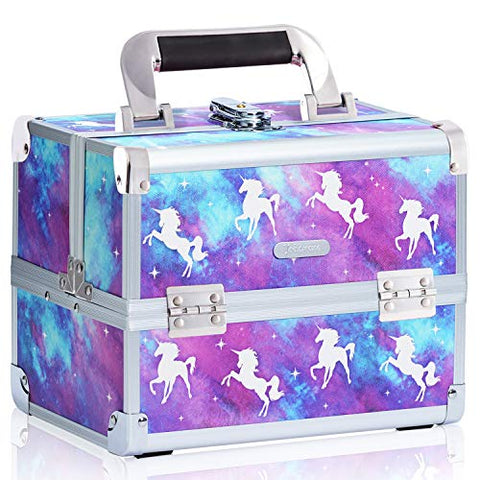 Unicorn Vanity Box Purple