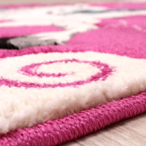 Unicorn rug for kids bedroom