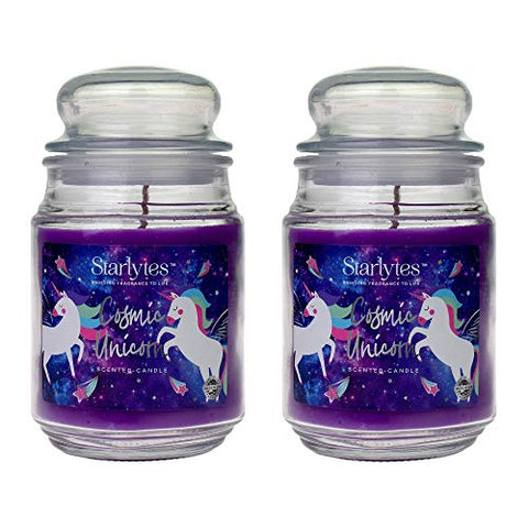 Cosmic Unicorn Scented Candle 510g | Gift Idea