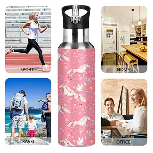 Unicorn Stainless Steel Water Bottle | 600ml