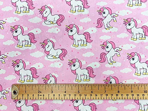 Unicorn Pink Material For Crafting