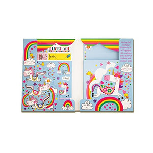 Rachel Ellen Unicorn Writing Set