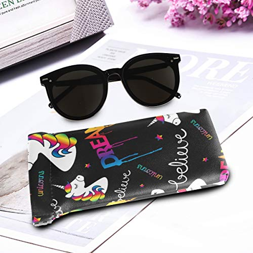 Dream Rainbow Sunglasses Pouch Squeeze Top