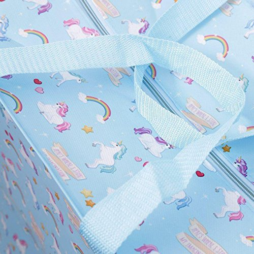 Bags of Room - Rainbow Unicorn Design Laundry Storage Bag